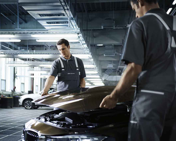 BMW Certified Collision Repair Centres